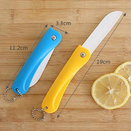 Couteau céramique de poche | Vert