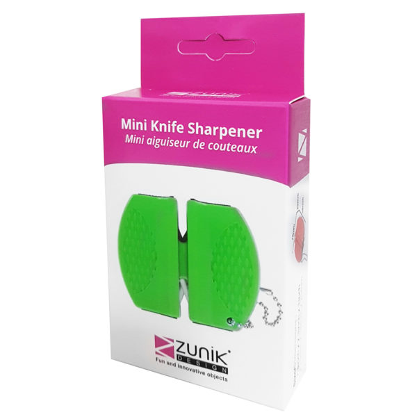 Mini Knife Sharpener | Yellow