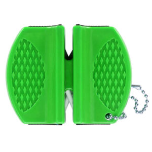 Mini Knife Sharpener | Green
