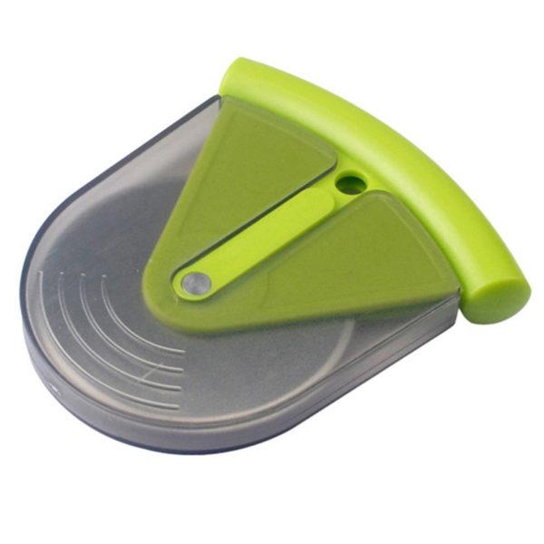 Couteau à pizza de poche | Vert