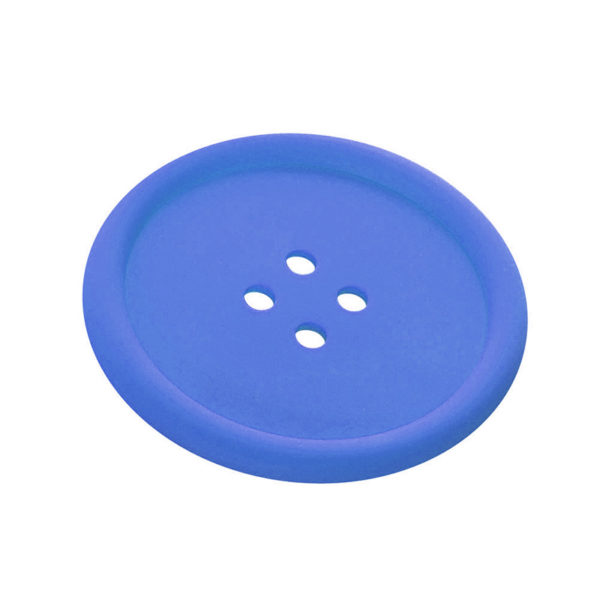 Round Silicone Cup Mat - Bleu 01