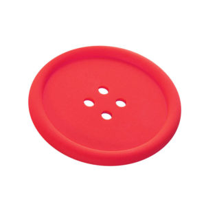 Round Silicone Cup Mat - Rouge -01