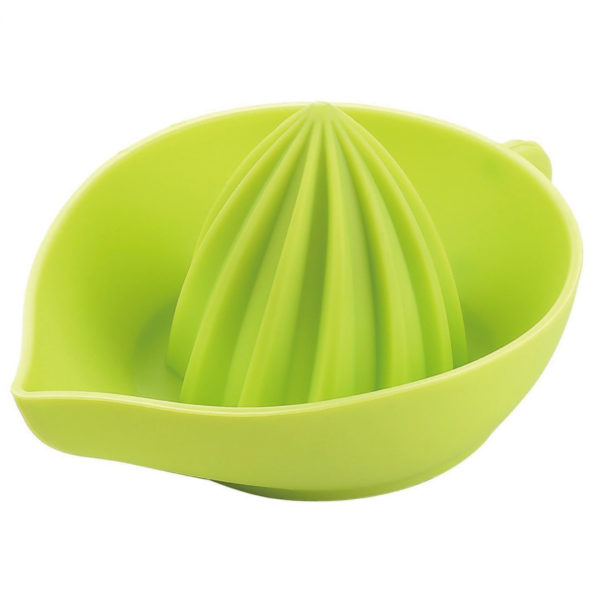 Presse-fruits en silicone   Vert