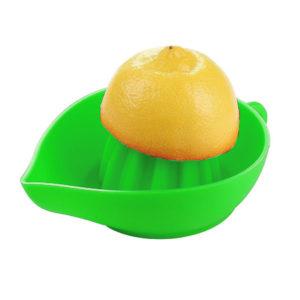 Presse-fruits en silicone | Vert