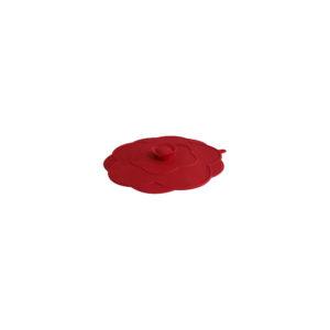 Mini Couvercle en silicone Ø 16cm | Rouge
