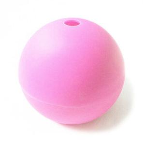 Moule Boule en silicone Rose 01