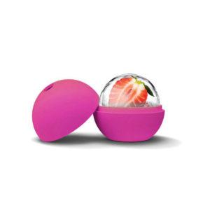 Moule Boule en silicone Violet 02