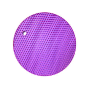Silicone Multifunctional Mat | Purple