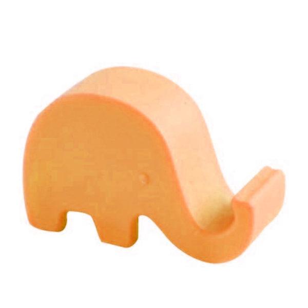 Adorable support de téléphone Orange 01