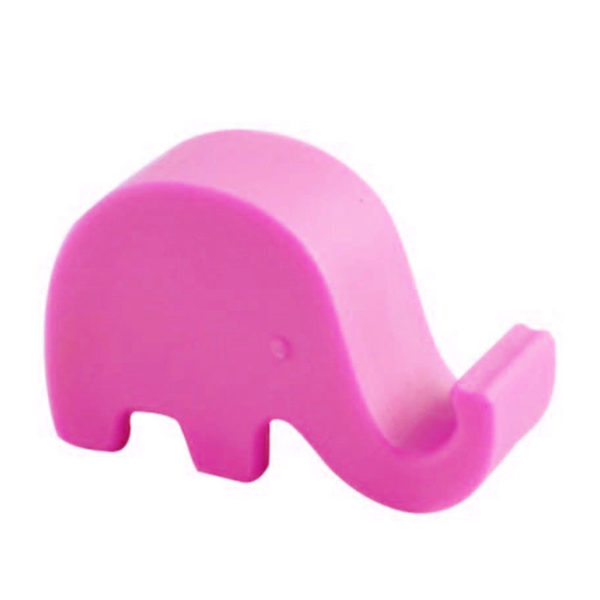 Cut phone stand | Pink
