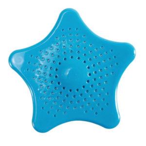 Attrape-cheveux Étoile Bleu 01