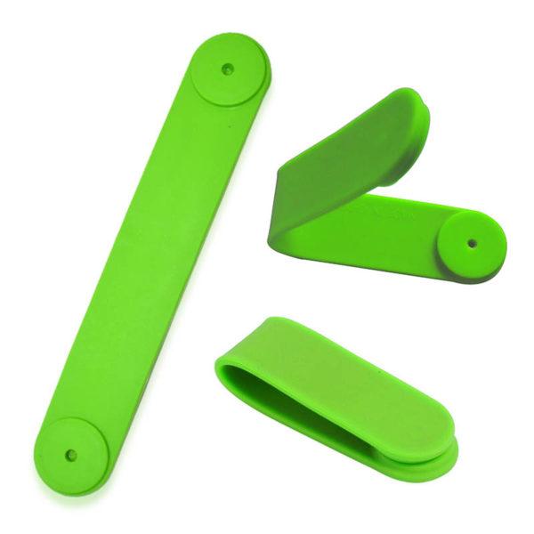 Bande de silicone magique Vert 01