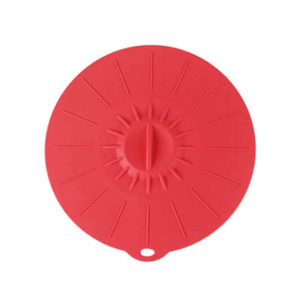 Couvercle en silicone Rouge
