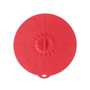 Grand Couvercle en silicone Ø 26cm | Rouge