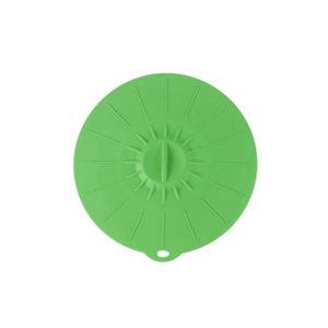 Moyen couvercle en silicone Ø 20cm | Vert