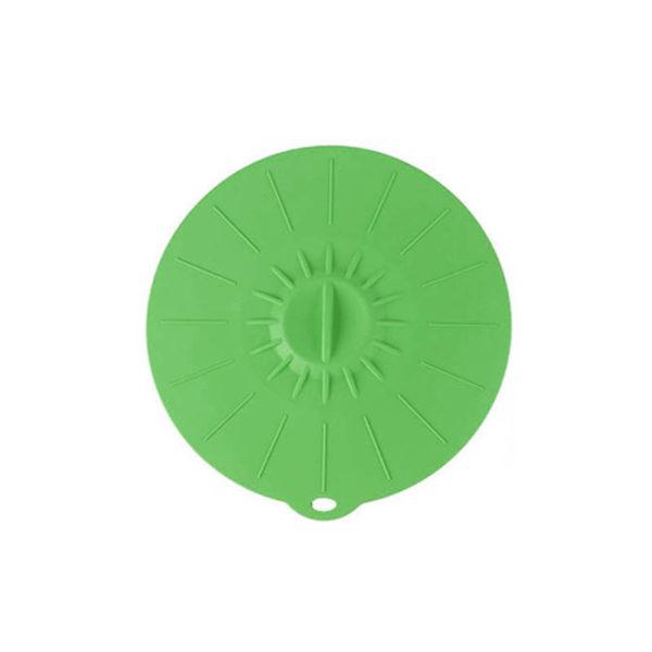 Couvercle en silicone Vert