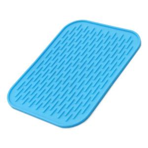 Dessous de plat futé Bleu 01