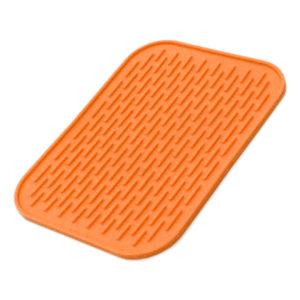 Dessous de plat futé Orange 01