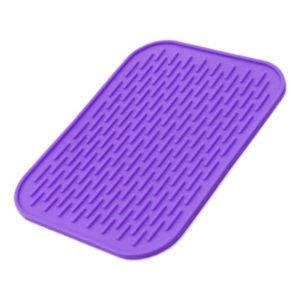 Dessous de plat futé Violet 01