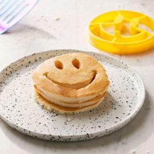 Silicone pancake mold | Yellow
