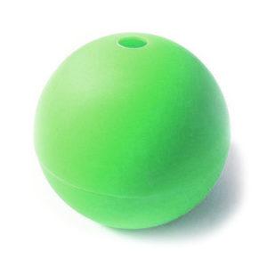 Moule Boule en silicone Vert-1