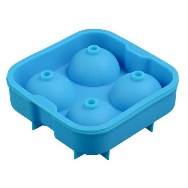 Moule boules de glace coloré_Bleu clair