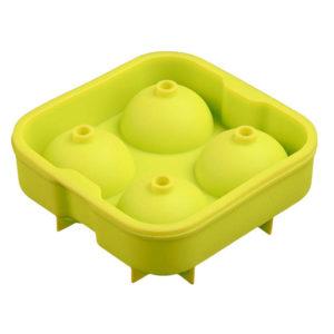Moule boules de glace coloré_Jaune