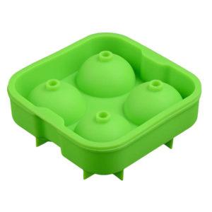 Moule boules de glace coloré_Vert