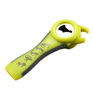 Multifunction opener 5 in 1 | Green