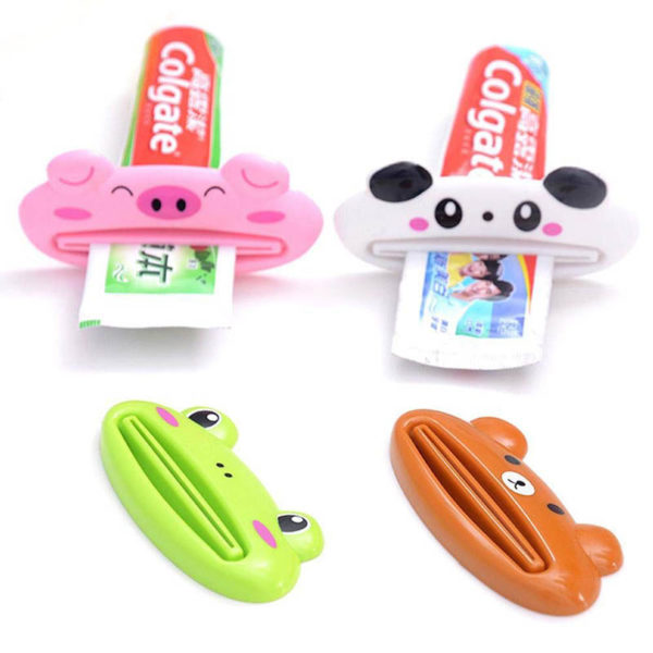 Funny toothpaste squeezer | Pig