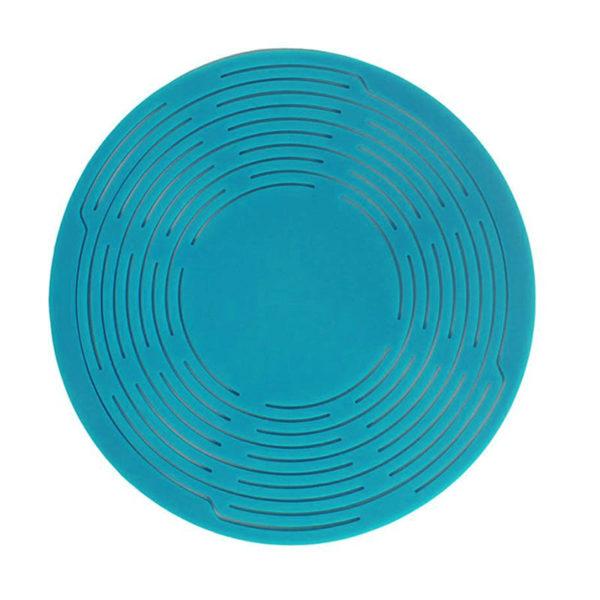 Porte-bouteille en silicone Bleu clair 01