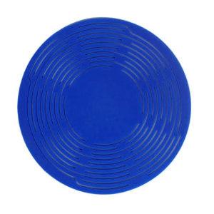 Porte-bouteille en silicone Bleu foncé 01