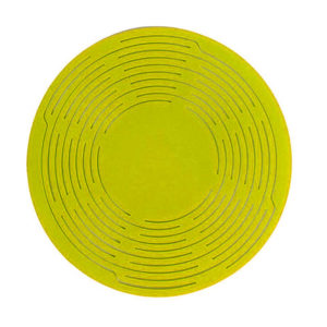 Silicone wine holder | Yellow