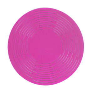 Silicone wine holder | Pink