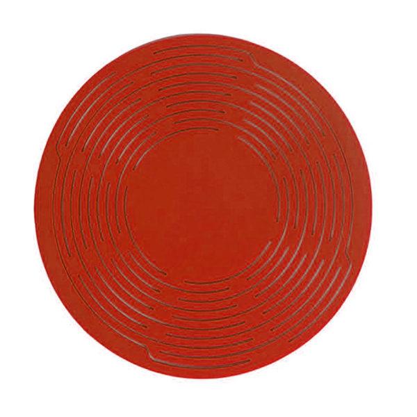 Porte-bouteille en silicone Rouge 01