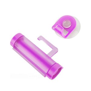 Rolling toothpaste squeezer | Pink