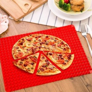 Smart Silicone Baking mat | Red