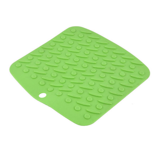 Multifunction silicone mat | Green