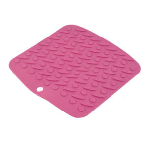 Multifunction silicone mat | Purple