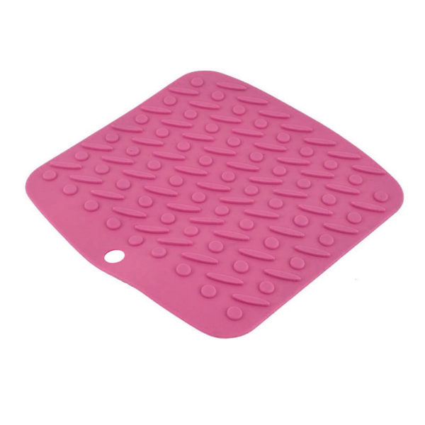 Tapis silicone multifonction Violet 02