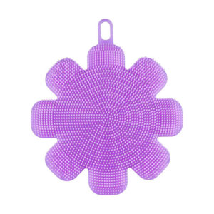 eponge-silicone-fleur-violet 01