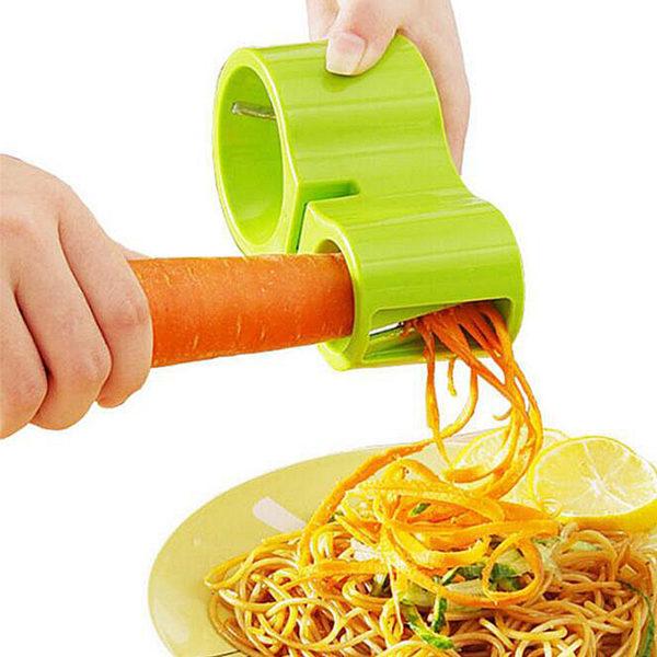Vegetable cutter sharpener | Green