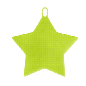 Magic silicone sponge Star | Green