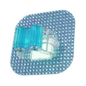 Accroche balai coloré Bleu 01