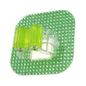 Accroche balai coloré Vert 01