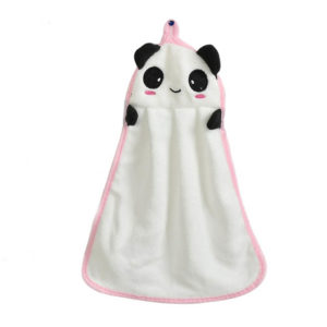 Adorable serviette Panda 01