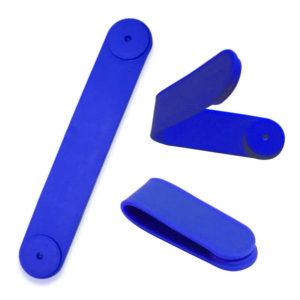 Bande de silicone magique Bleu 01