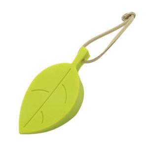 Butée de porte en silicone Vert 01