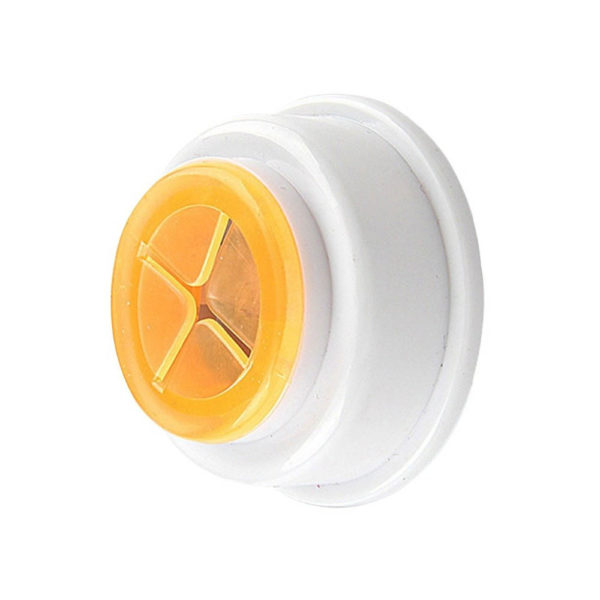 Porte-serviette coloré Orange 01