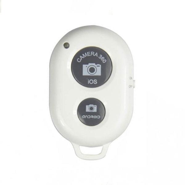 Télécommande bluetooth pour Smartphone_Blanc 01